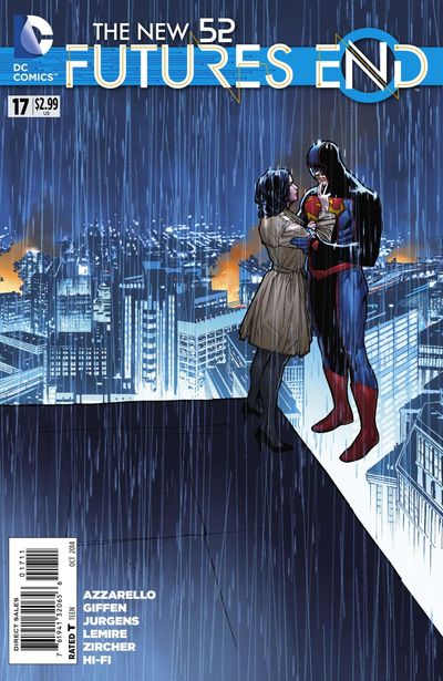 Futures End #17