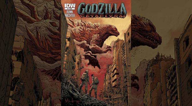 Review: Godzilla Cataclysm #1