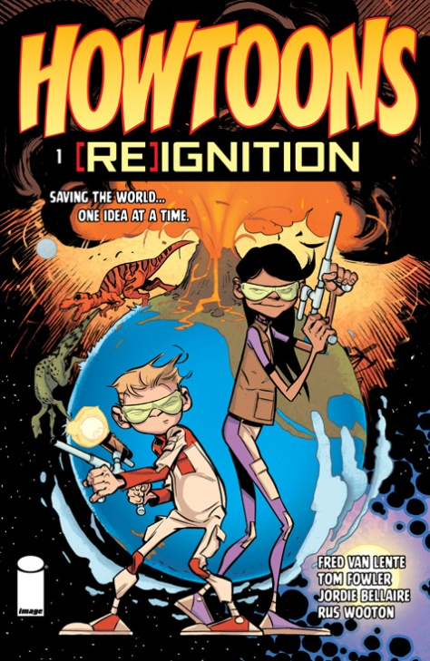 Howtoons_Reignition 1