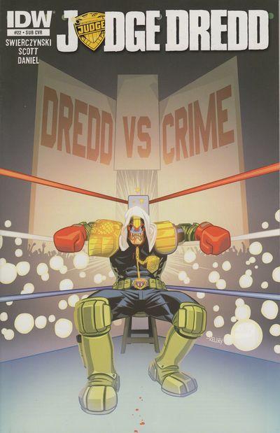 Judge Dredd 22