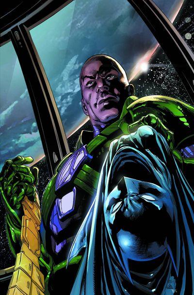 Justice League 32