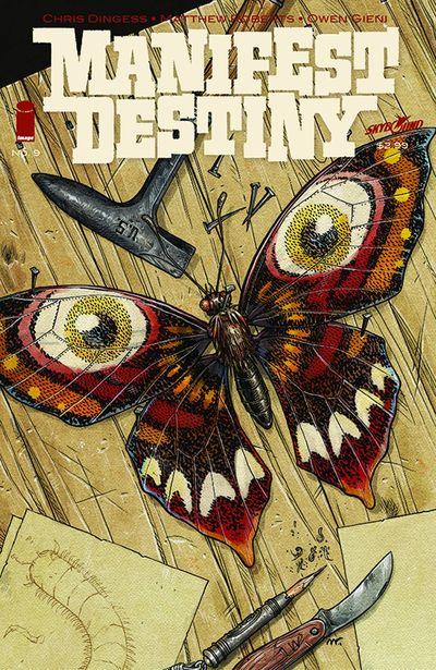 Manifest Destiny 9