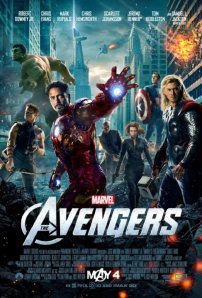Marvels The Avengers Movie Poster