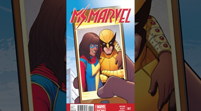 Review: Ms Marvel #7