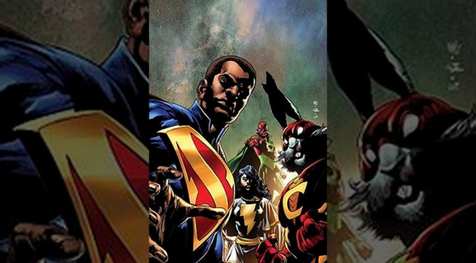 Review: Multiversity #1