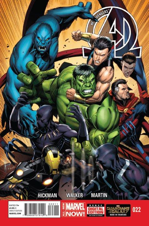 New Avengers 22