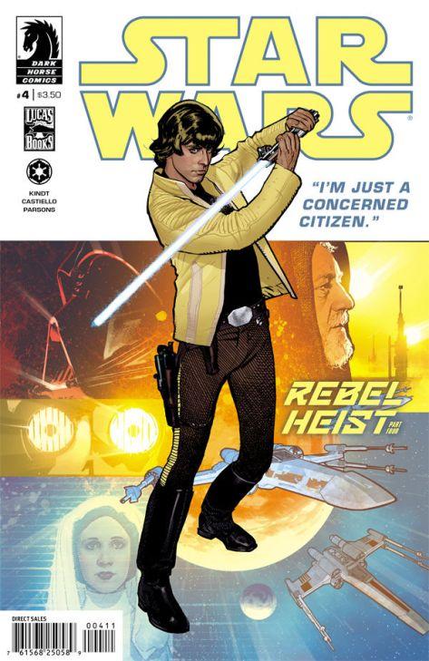 Star Wars Rebel Heist #4