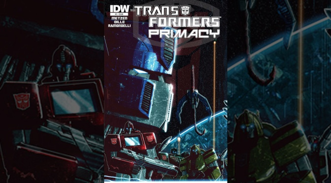 Review: Transformers Primacy #1