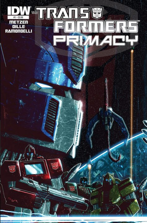 Transformers Primacy 1