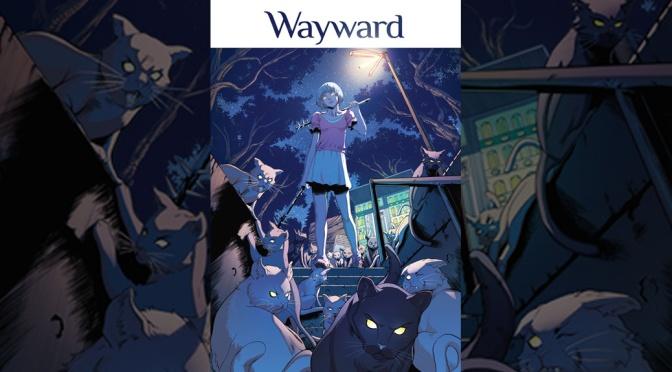 Wayward #1 - Featured