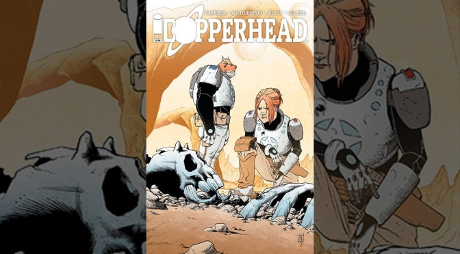 Copperhead #1 - Featured