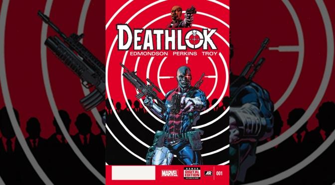 Preview: Deathlok #1