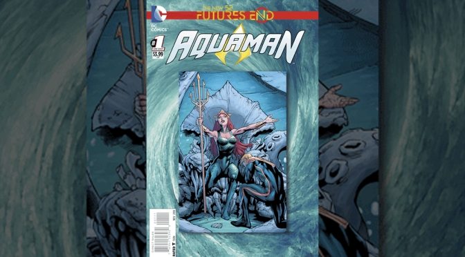Review: Future's End Aquaman #1