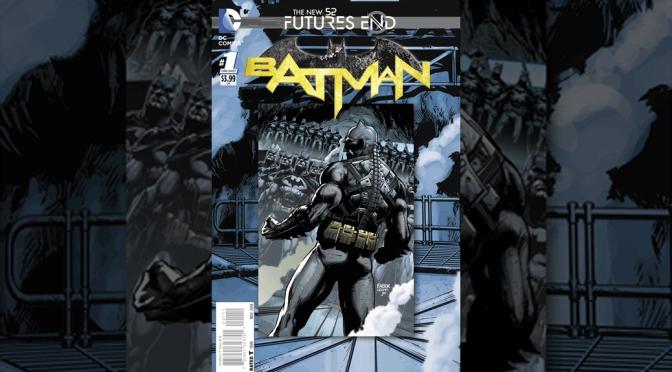 Futures End Batman - Featured