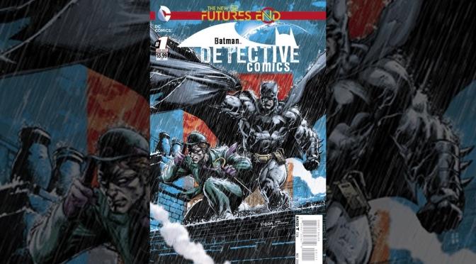 Review: Future's End Detective Comics #1