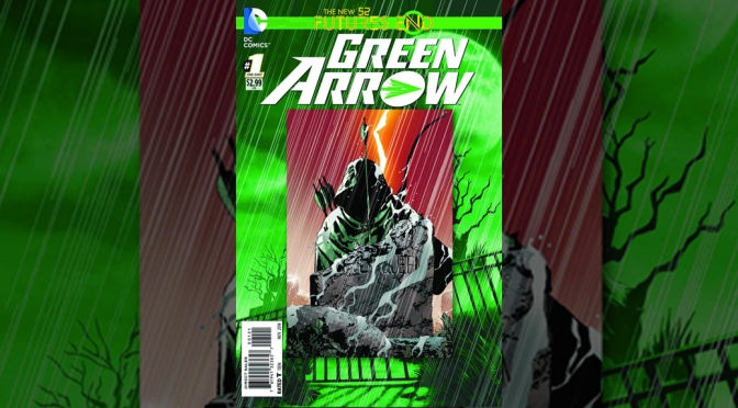 Review: Future's End Green Arrow #1