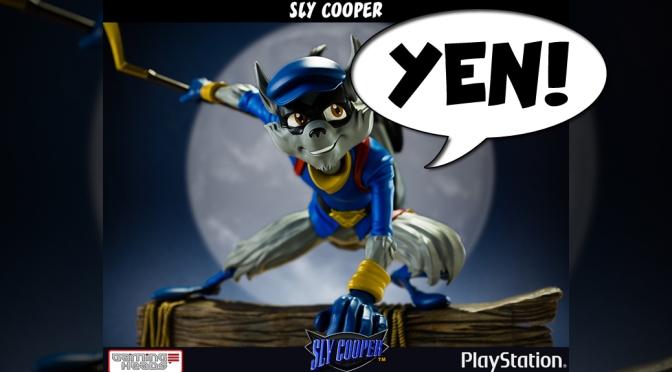 Geek Yen! – Sly Cooper Statue