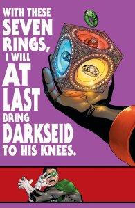 Green Lantern New Gods Godhead #1