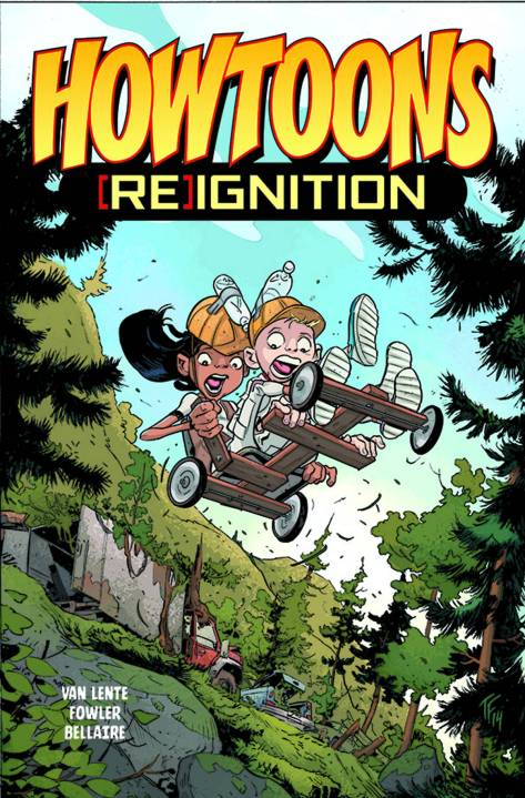 Howtoons Reignition #2