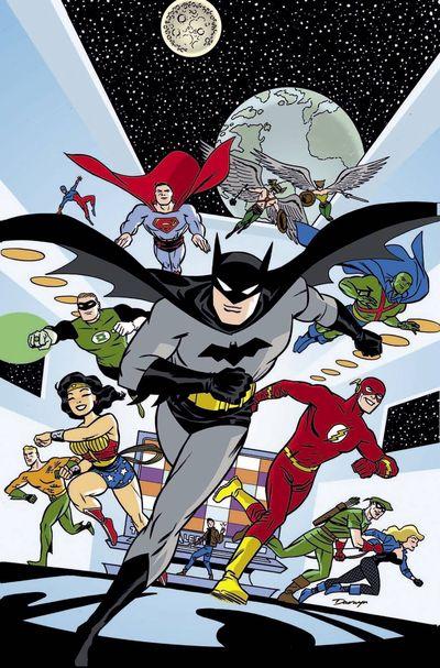 Justice League #33 Batman 75th variant