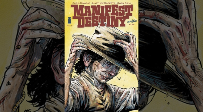 Review: Manifest Destiny #10