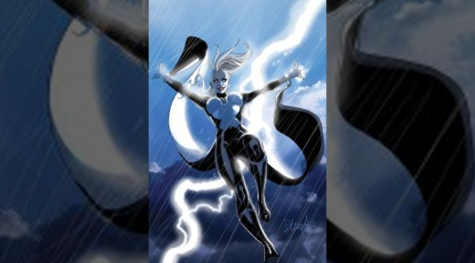 Mutant of the Moment – Storm