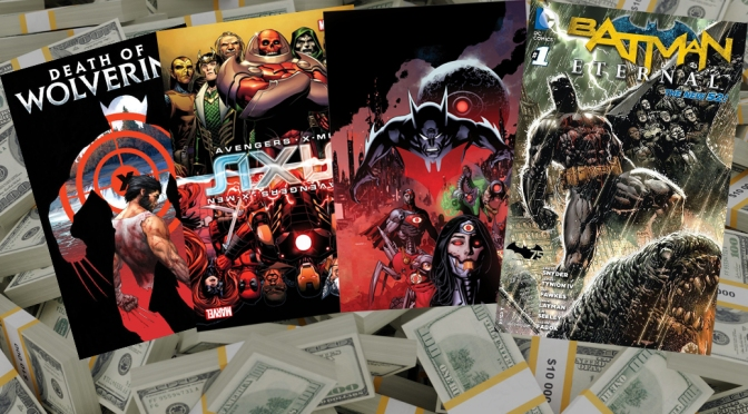 Rant: Comic Book Prices and Publisher Tactics