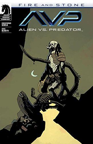 Alien Vs Predator Fire and Stone #1