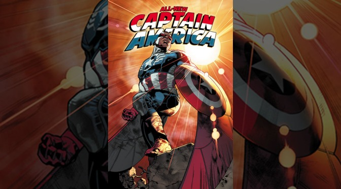Preview: ALL-NEW CAPTAIN AMERICA #1
