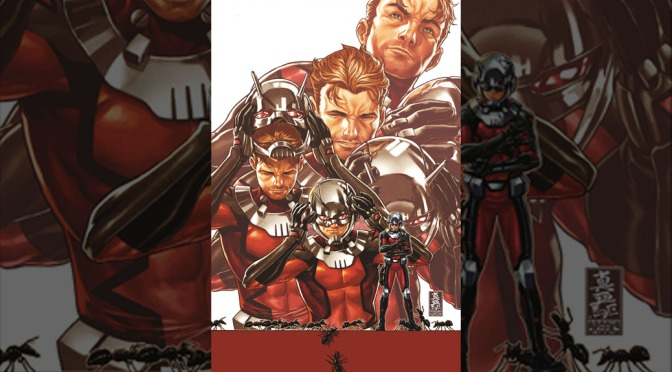 Preview: Ant-Man #1