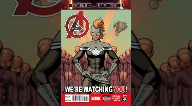 Avengers #37 - Featured