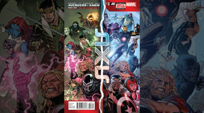 Review: AXIS #3