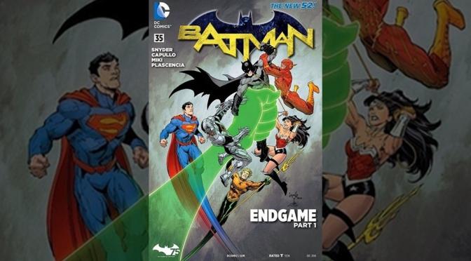 Review: Batman #35