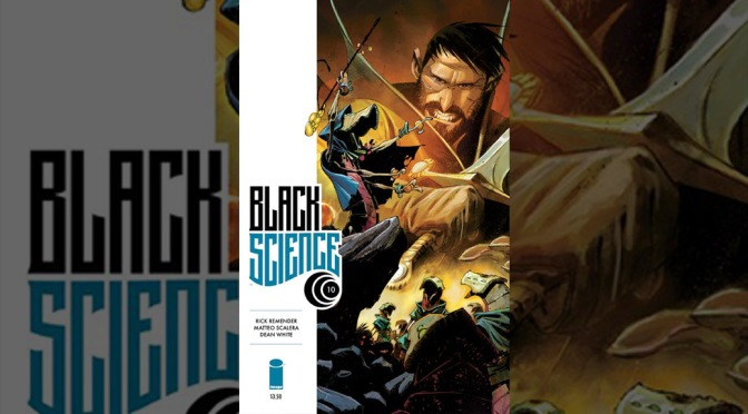 Preview: Black Science #10