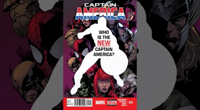Review: Captain America #25