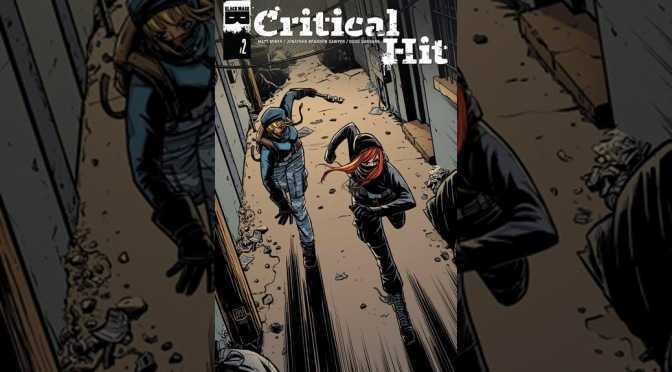 Preview: Critical Hit #2
