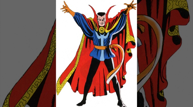 Our Doctor Strange is Benedict Cumberbatch