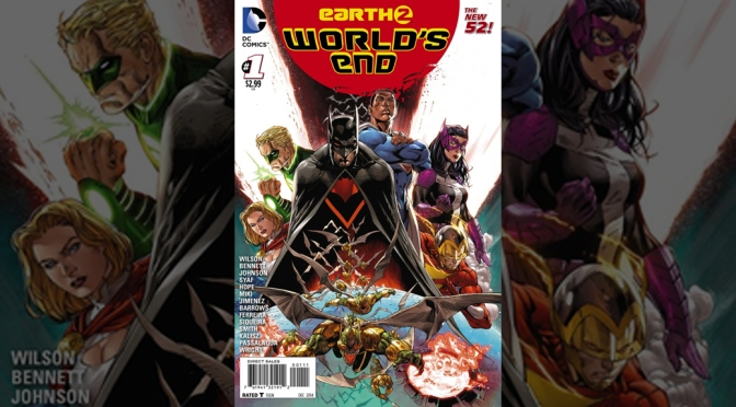 Review: Earth 2 World's End #1