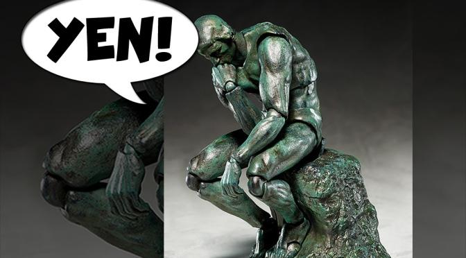 Geek YEN! – The Thinker figma