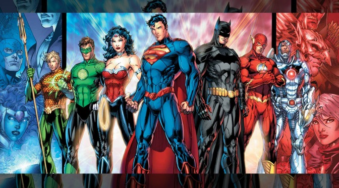 Justice League - Featured