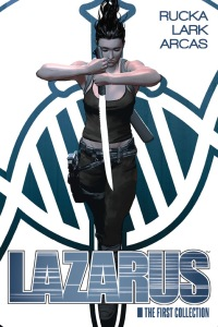 Lazarus Deluxe Edition - Cover
