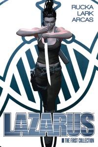Lazarus Deluxe Edition - Cover