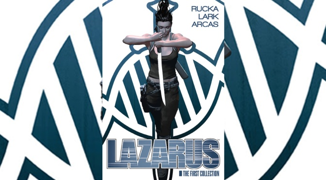 Preview: 'Lazarus' Deluxe Hardcover
