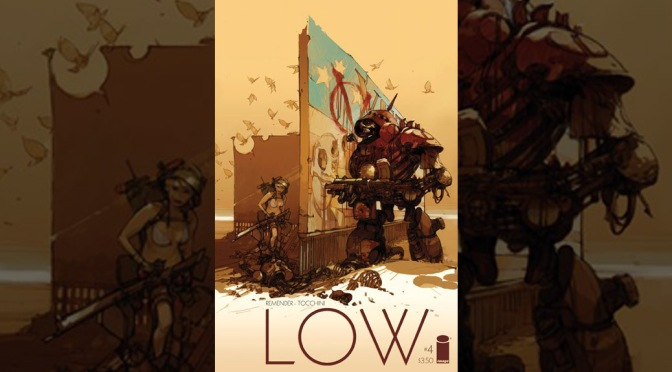 Low #4 - Featured