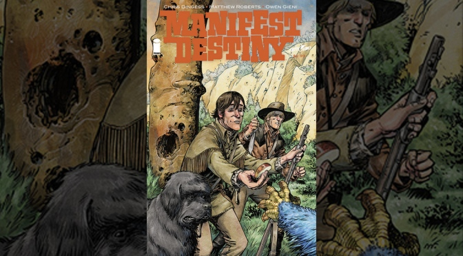 Preview: Manifest Destiny #13