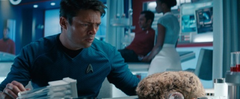 McCoy and His Tribble