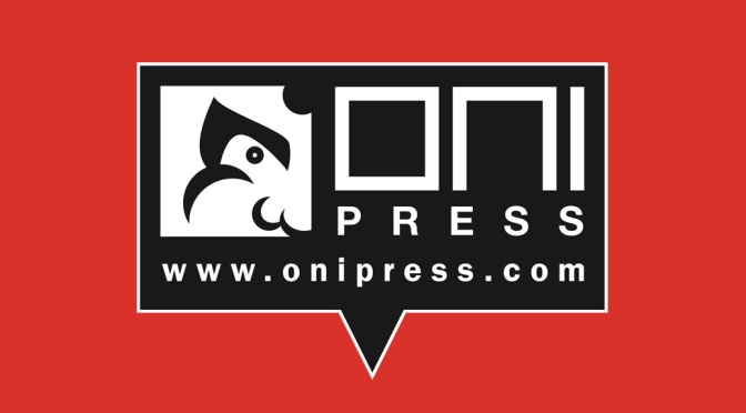 Oni Press Previews for June 17th,2015