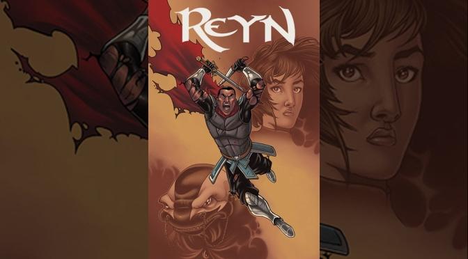 Image Announces 'Reyn' #1