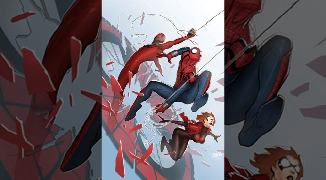 Preview: Scarlet Spiders #1