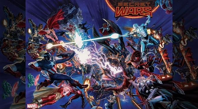 Marvel brings 'Spider-Verse' to The Secret Wars